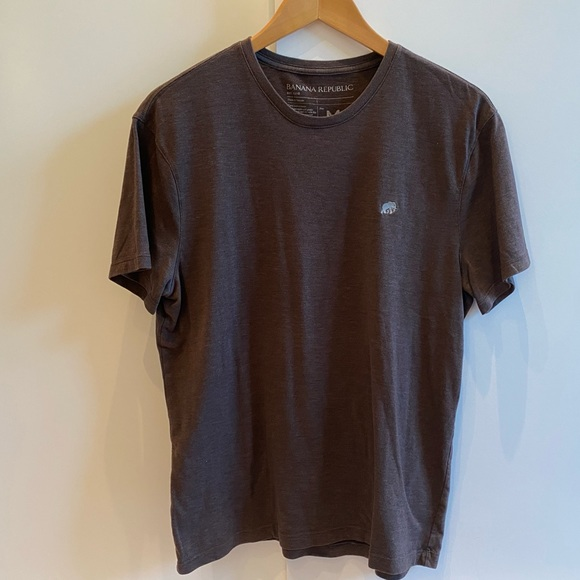 Banana Republic Other - Banana Republic Brown T-shirt
